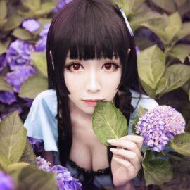 Cosplayers del mundo: Desde Taiwán la linda y tierna Mon