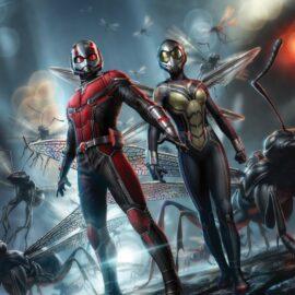 ¿Dónde estuvo Ant-Man durante todo este tiempo? He aquí la respuesta.