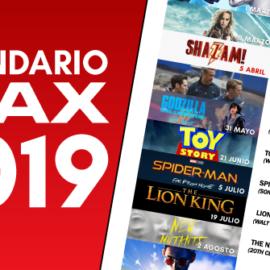 """El calendario de IMAX y la nueva fecha de estreno para """"Avengers IV"""""""