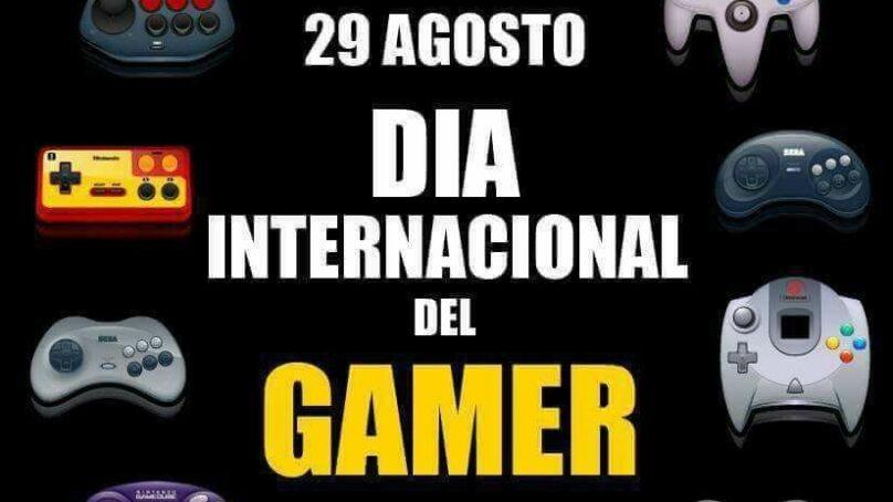 ¡Feliz día del Gamer!