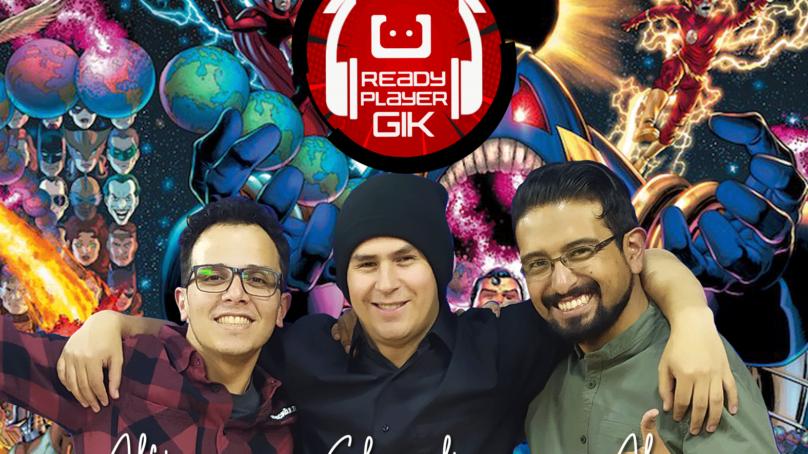 Especial DC Comics – Ready Player GIK T2.EP1