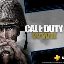 El COD WWII de regalo en PSN Plus Junio, listo para descargarlo, desde  mayo :v