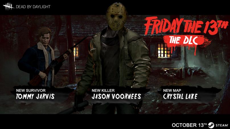 Dead by Daylight quiere a Jason Voorhees para el juego