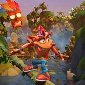 ¡Ya era hora! tenemos nuevo Crash Bandicoot 4
