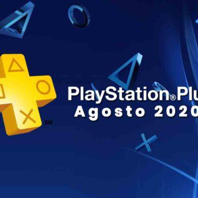 PS Plus y los juegos gratis para Agosto