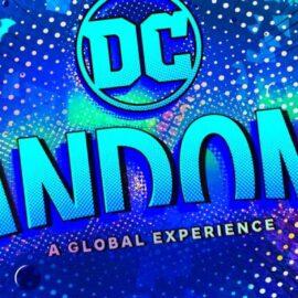 DC FANDOME – Hall of Heroes programación completa