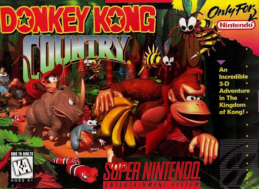 Donkey Kong Country el juego retro que mereces jugar