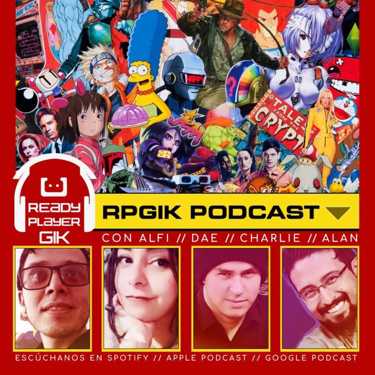 Ready Player Gik - Podcast