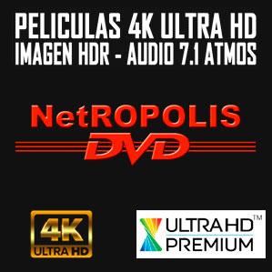 NetROPOLIS DVD