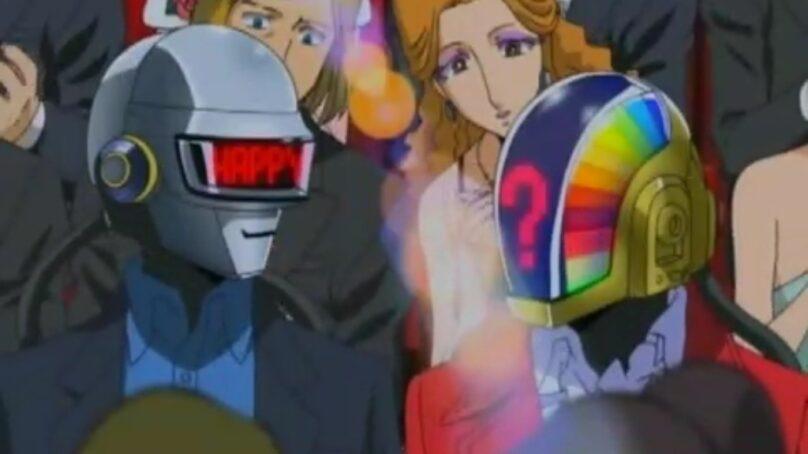 Daft Punk y su lado más GIK