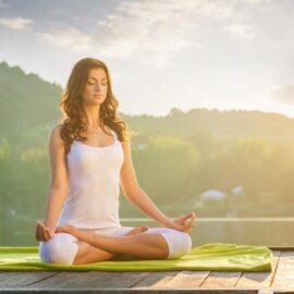 El yoga es clave para una vida saludable y tranquila