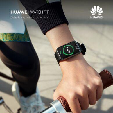 Huawei Watch Fit la mejor opción para una vida saludable