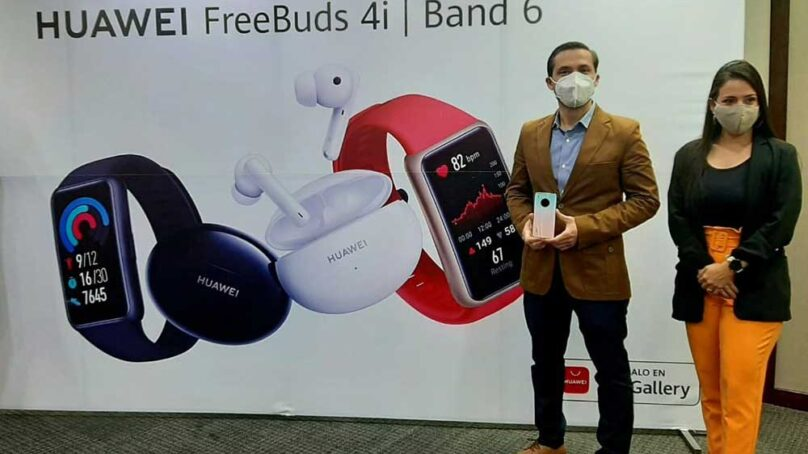 Huawei impulsa la era digital