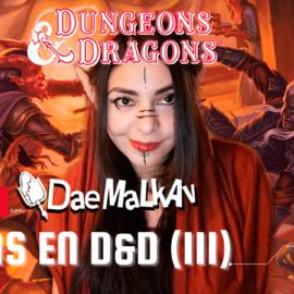 """RAZAS JUGABLES """"EXÓTICAS"""" DE D&D – PARTE 1 CON DAE MALKAV"""