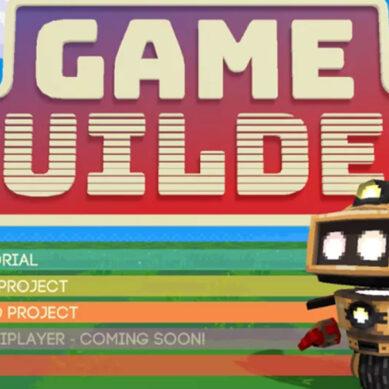 """Nintendo lanza el  juego """"Game Builder Garage"""""""