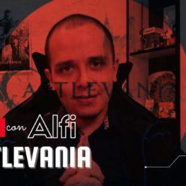 REVIEW 4TA TEMPORADA CASTLEVANIA CON ALFI SALDOVAL: ¿FUE UN BUEN FINAL?