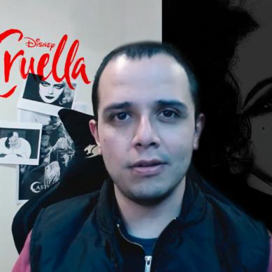 REVIEW CRUELLA CON ALFI SANDOVAL