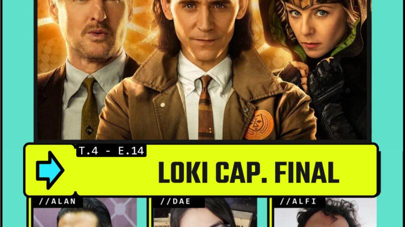 Loki- Ready Player GIK Podcast T3. Ep 14 – 64