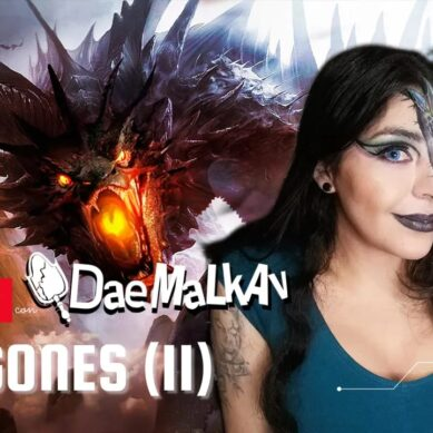 DAE & DRAGONS Parte 2